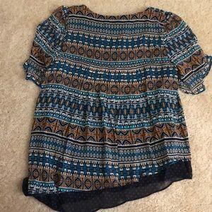 STYLUS Tops - STYLUS (JCP)  blouse NWOT